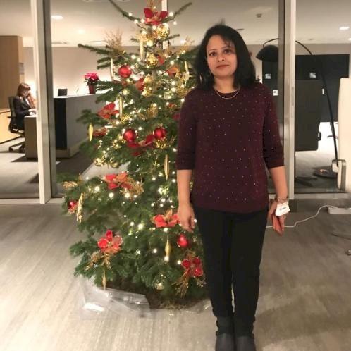 Sangeeta - Bengali Teacher in Barcelona: I did masters in biom...