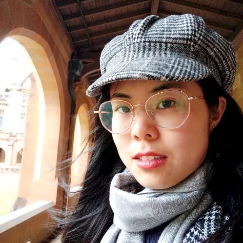 Sarah - Sydney: I was born and raised in China and stayed in t...