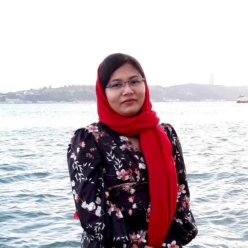 Shabnam - Lisbon: Hello, This is Shabnam Sabiha. I am a PhD fe...