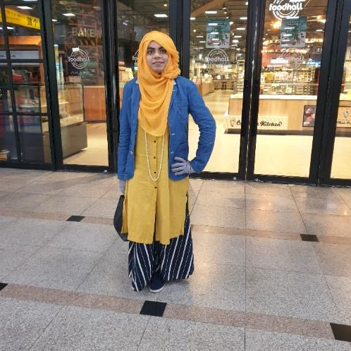 Tamanna - Seoul: I am a PhD candidate, studying in South Korea...