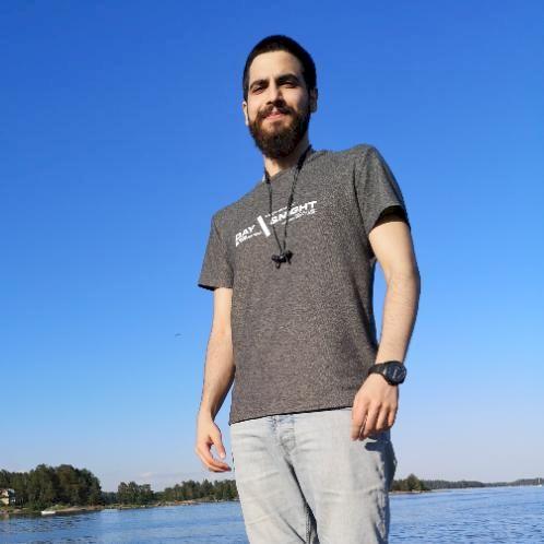 Tammam - Arabic Teacher in Helsinki: -I'm ICT specialist, Fron...