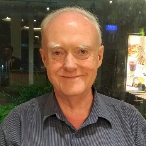 Ted - English Teacher in Taipei: 30 Years experience teaching ...