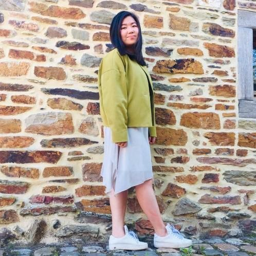 "Tianyi - Chinese / Mandarin Teacher in Luxembourg: ""As long ..."