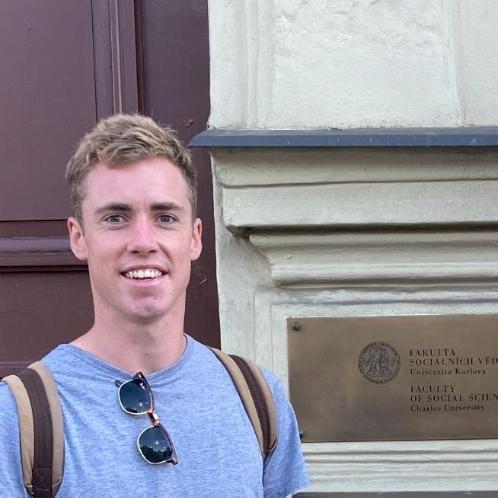 Tom - Prague: G'day! I'm Tom from Australia and I've been in P...