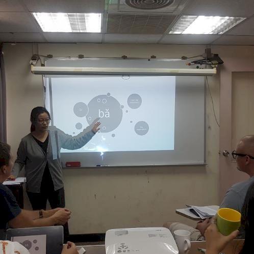 Private Chinese / Mandarin teacher in Taipei