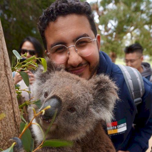Yahia - French Teacher in Adelaide: Bonjour !  My name is Yah...