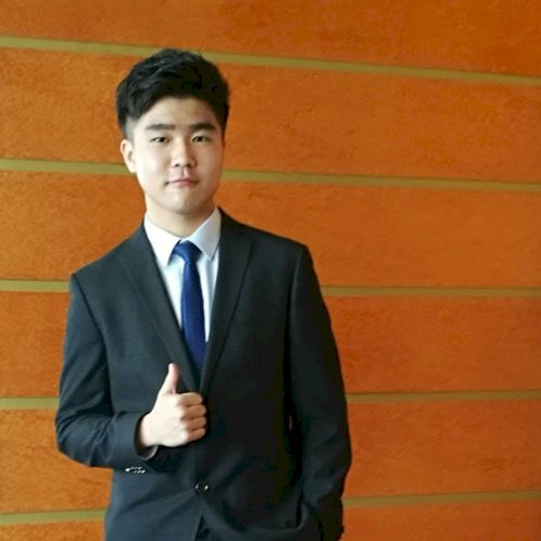 Yanghao - Chinese / Mandarin Teacher in Prague: I am a univers...