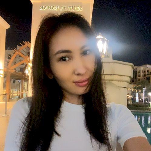 Zhansaya - Kazakh Teacher in Dubai: I have experience in teach...