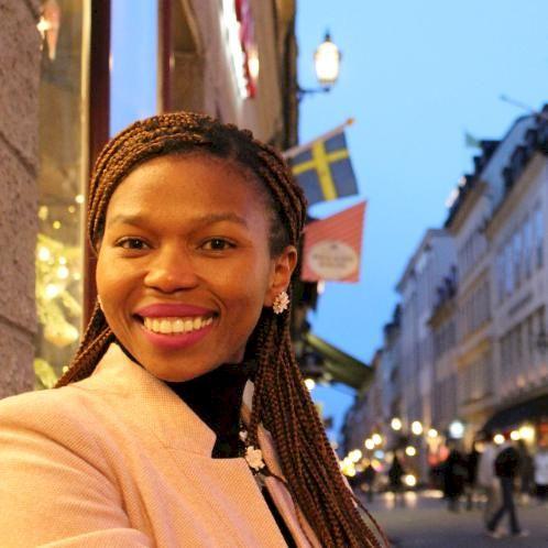 Zine - Port Elizabeth: I was born and raised in South Africa w...