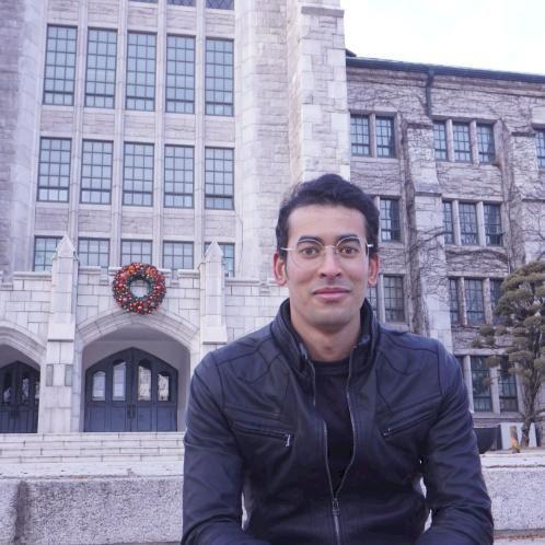 Mohamed - Arabic Teacher in Seoul: my name is Mohamed Nava,한...