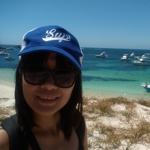 Thuy - Perth: Hi everyone, my name is Thủy and I would love ...