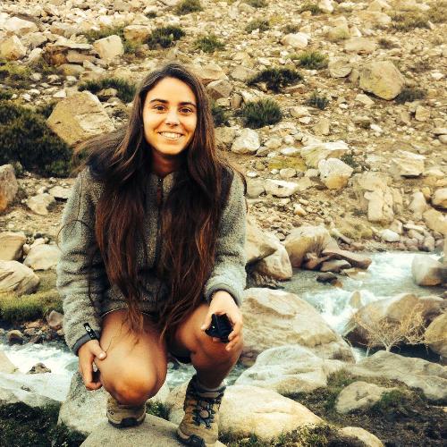 Valentina - Sydney: Hi, My name is Valentina. I'm a Chilean. I...